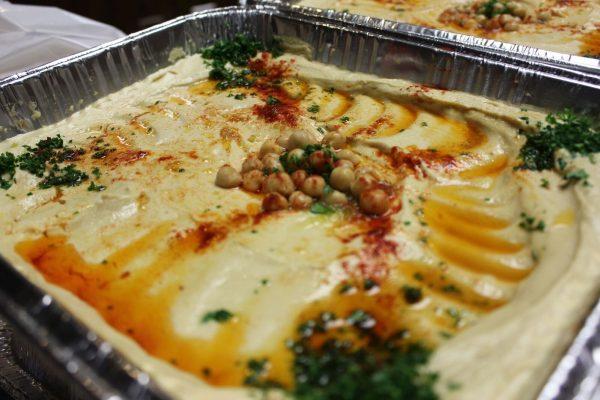 catering hummus