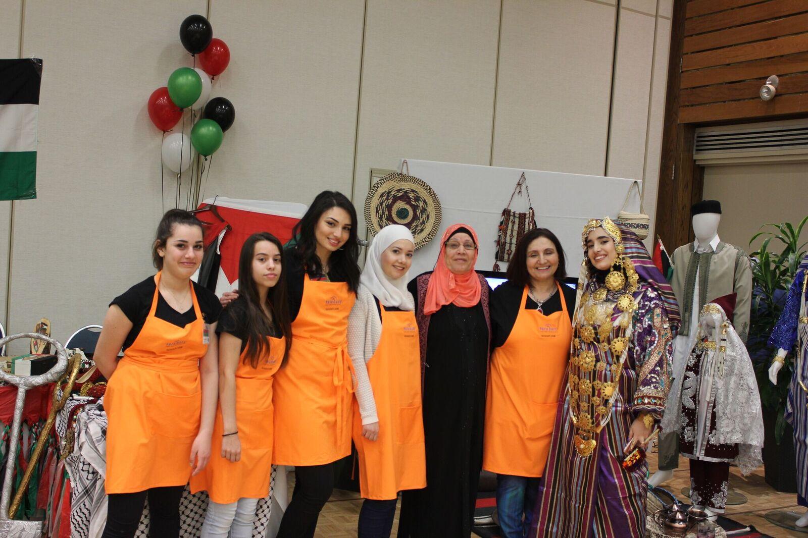 Arab Cultural Exhibition 2018